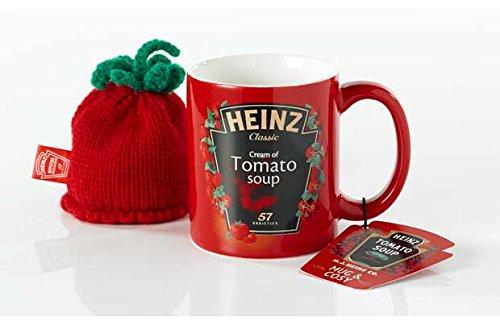 Heinz soupe Mug et Cosy.