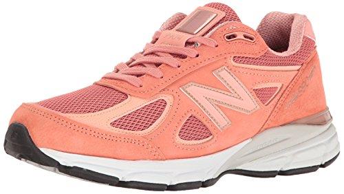 New Balance W990v4, Zapatillas Mujer, Amanecer en Oro Rosa, 37.5 EU