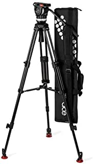 Sachtler Ace XL Tripod System with Aluminum Legs & Mid-Level Spreader for Digital Cine Style and DSLR Cameras