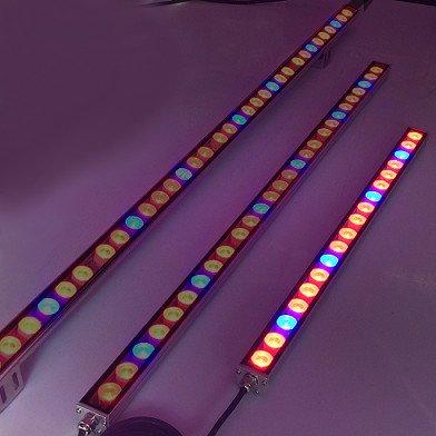 Striscia LED per orto, a Barra 55 cm/55 W, per fioritura/crescita delle piante e frutta da interno, Nuovo con kit di fissaggio incluso, Ideale per coltivazione indoor/orticoltura e idroponica