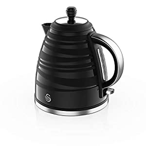 Swan, Symphony 1.7 Litre Jug Kettle with 360 Degree Rotational Base, 3000 Watts
