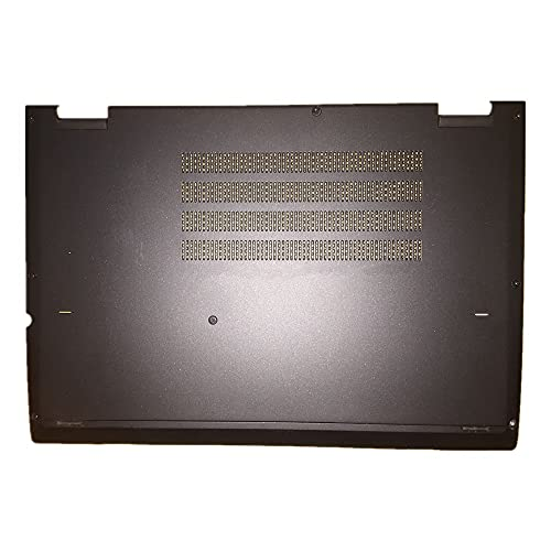 fqparts Cubierta inferior del caso del ordenador portátil D Shell para Lenovo ThinkPad Yoga 260 color negro