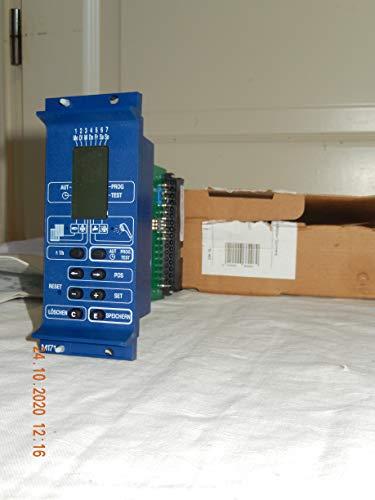 BUDERUS Modulschaltuhr M171 mit Displaybeleuchtung für Ecomatice Serie 3000 und 32xx mit Gebrauchsanweisung, unbenutzt