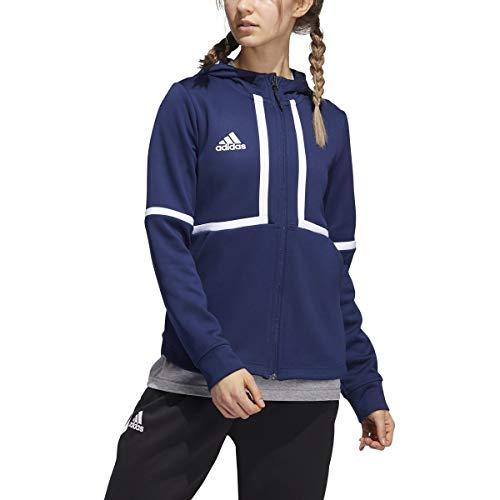 adidas Under The Lights Full Zip Jacket - Women's Casual MT Team Navy Blue/White