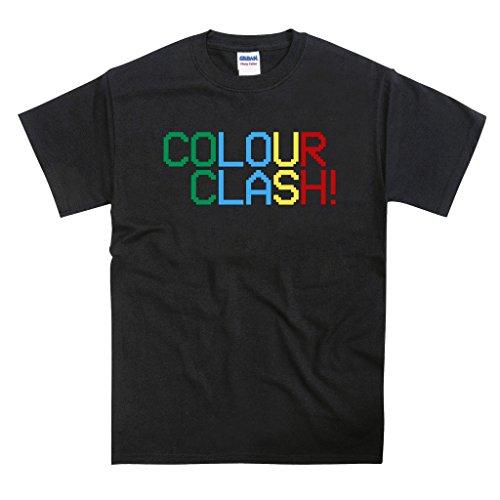 Colour Clash ZX Spectrum T-shirt for Men by Nerd T-shirts