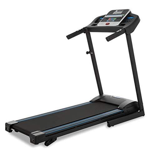XTERRA Fitness TR150 Folding Treadmill Black by Spirit Fitness