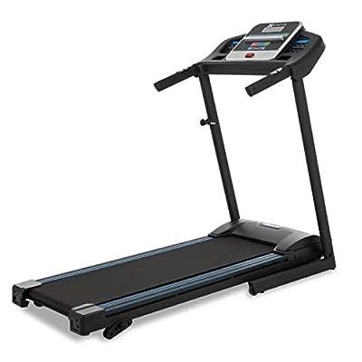 XTERRA TR150 Folding Treadmill Black TR150 from Spirit Fitness