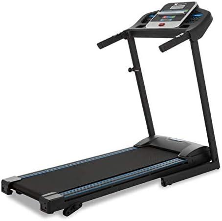 Max 61% famous OFF Folding Treadmill Black