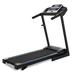 "Large 16"" X 50"" Walking/running surface Large 5 inch LCD display is easy to read and keeps you updated on speed, incline, time, distance, calories, and pulse Speed range 0. 5 -10 MPH allows for users of all fitness levels.Pull the knob to release the..."