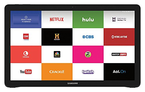 Samsung Galaxy View (64GB) Wi-Fi + 4G LTE Unlocked Android 18.4' Tablet Computer SM-T677A