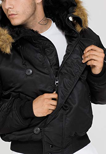 Alpha Industries N2B Veste mi-saison Black, Black,