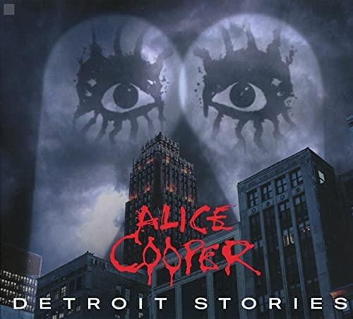 Alice Cooper - Detroit Stories (CD Digipak)