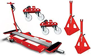 ESCO 92055 miniLIFT, 3 in 1 Universal Vehicle Jack + Lift + Dolly