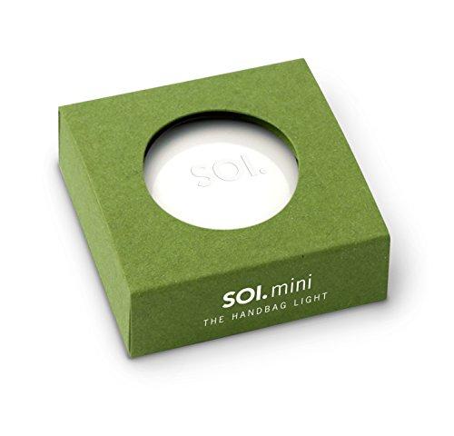 Brainstream SOI.Mini A004783 – La Primera Luz para el Bolso automática en Formato Mini – Verde