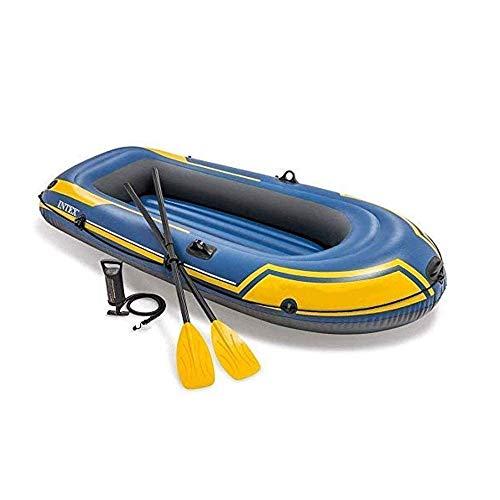 Doppel aufblasbares Kajak, verdickte aufblasbares Boot Fischerboot Zweier-Kajak Fischerboot, Bearing 200KG ZHANGKANG