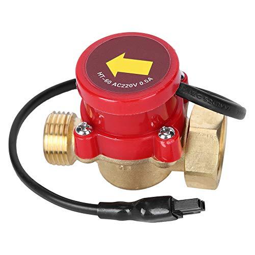 220V 60W Pipeline Wasserdurchflussregelung Wasserpumpen-Durchflusssensor Hochsicherheitsschalter für Erdölsystem