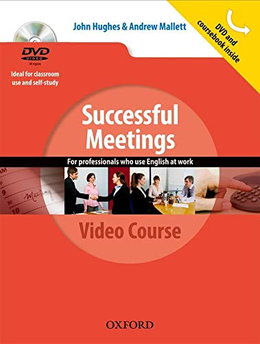 Successful meetings. Student's book. Per le Scuole superiori. Con DVD-ROM: A video series teaching business communication skills for adult professionals.