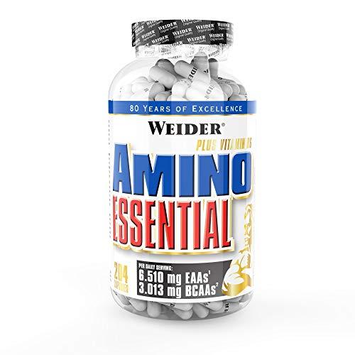 Weider Amino Essential Neutral - 102 Capsulas