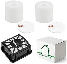 Casa Vacuums 2+1 Filter Kit for Shark IQ Robot R101AE (RV1001AE), IQ R101 (RV1001), UR1005AE Self-Empty Base. Part #'s 107...