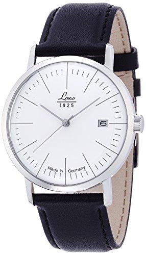 [ラコ] 腕時計 861837 正規輸入品 ブラック
