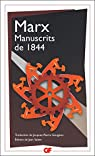 Manuscrits de 1844 par Marx