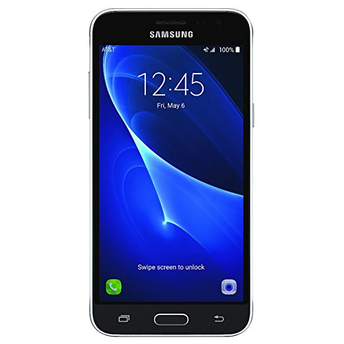 Samsung Galaxy Express Prime AT&T Cellphone, Black, SM-J320a, 16GB