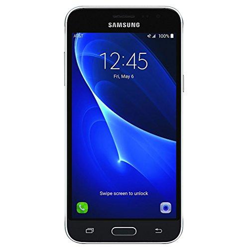 Samsung Galaxy J3 (2018) J337A 16GB Unlocked AT&T 4G LTE Phone w/ 8MP Camera - Black