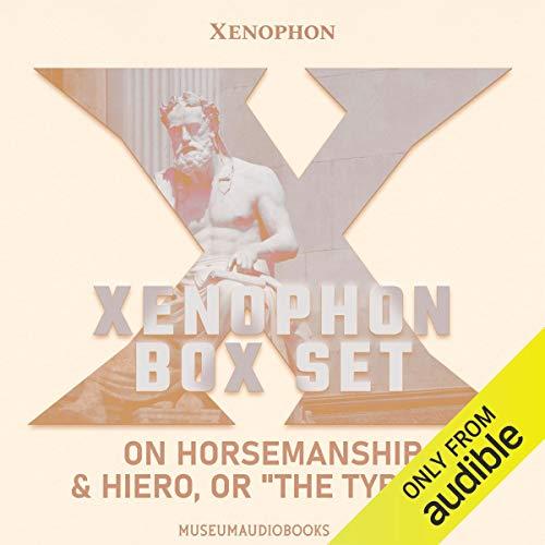 Xenophon Box Set cover art