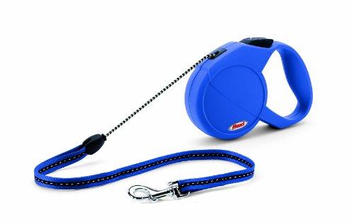 flexi Hundeleine Classic 2, Länge 5m, bis 20 kg blau