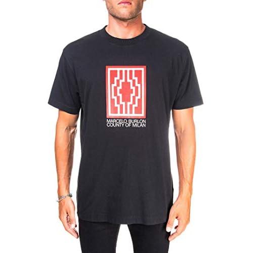 MARCELO BURLON - T-Shirt Uomo CMAA018E20JER017 CMAA018E20JER017 Multicolore XL