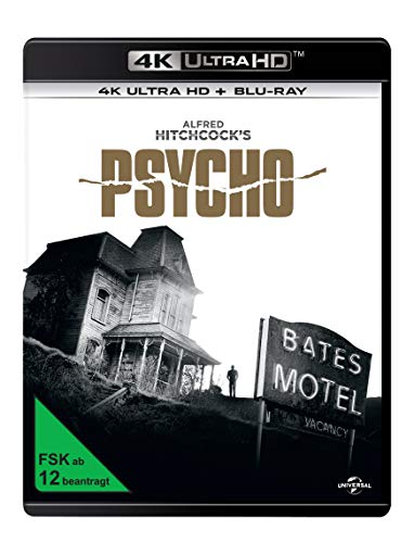Psycho (4K Ultra HD) (+ Blu-ray 2D)