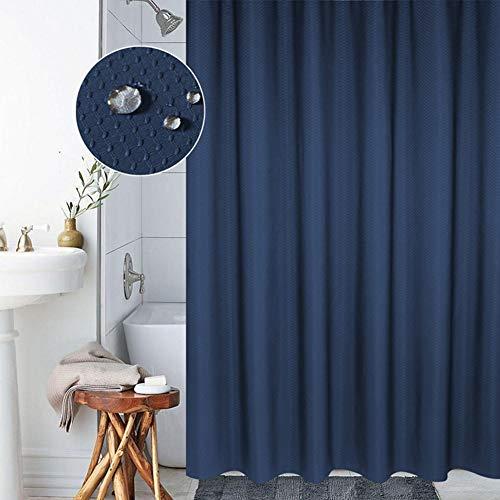cortinas baño oscuras