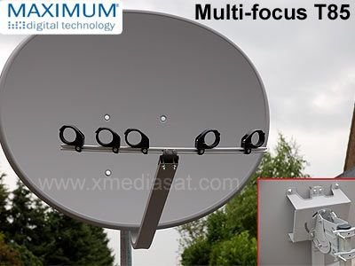 Sat Antenne Maximum Multi-focus T-85