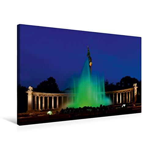 CALVENDO Die schönsten Monumentalbrunnen in Wien