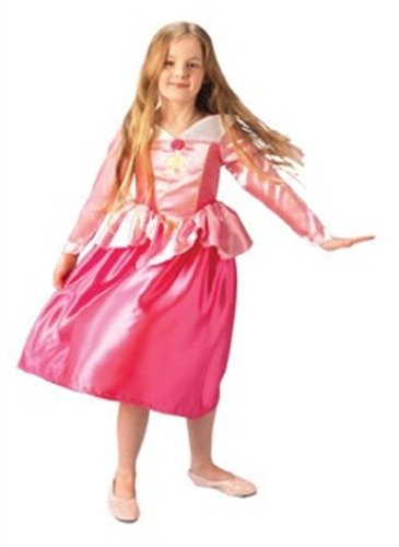 Sleeping Beauty costume for girls - 3 to 4 years/ Toddler-Small by RUBBIES FRANCE