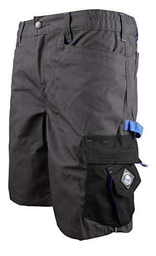 Prisma® - Herren Shorts/kurzen Arbeitshosen - für den Sommer - Grau EU54