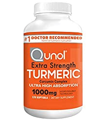 cheap Turmeric, curcumin, capsules, ultra-high absorption Knorr 1000 mg, joint support, diet …