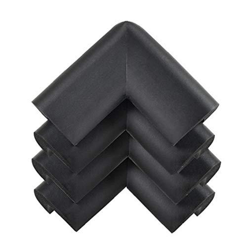Onsinic 12pcs Protectores De Espuma Espesada Esquina Cojines Guardias De Seguridad Protección De La Cubierta del Protector De Seguridad para Niños