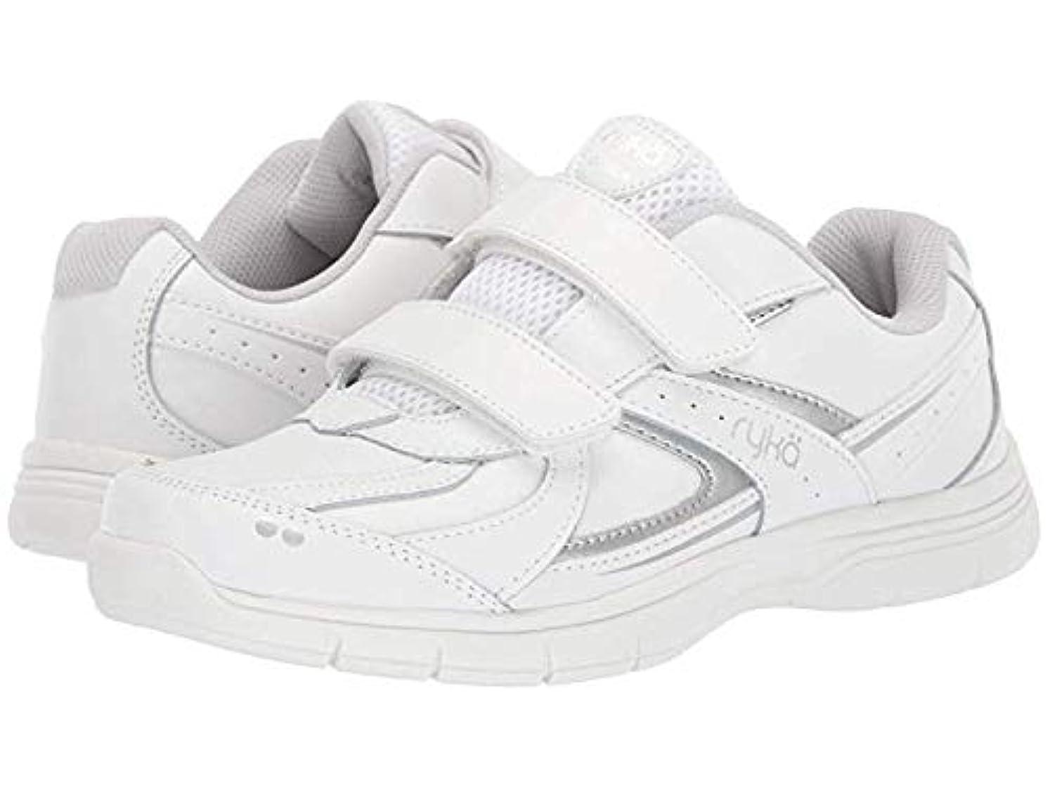 地理流用する頑固な[RYKA(ライカ)] レディーススニーカー?靴?シューズ Danica White B - Medium [並行輸入品]