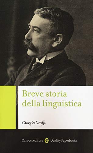 Breve storia della linguistica