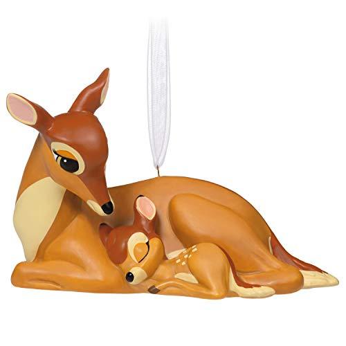 Hallmark Keepsake Christmas Ornament 2020 Disney Bambi A Mother's Love Porcelain