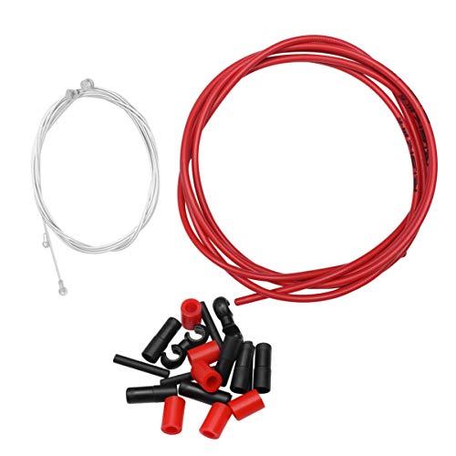 CLISPEED Cable de Freno de Bicicleta Cable de Freno de Bicicleta Profesional...