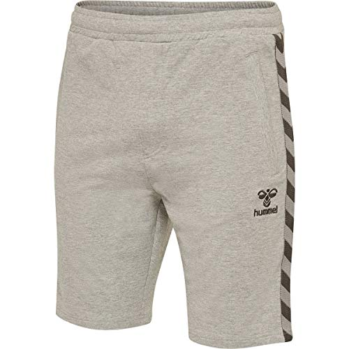 Hummel Kinder Shorts Move Classic 206931 Grey Melange 128