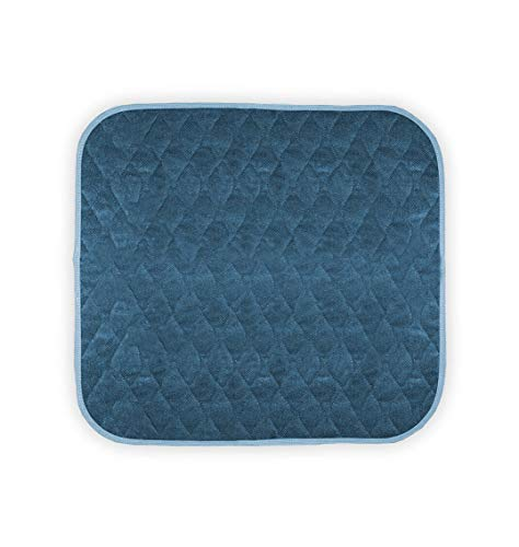 Incontinence Protection Chair Pad 1 Litre - Blue