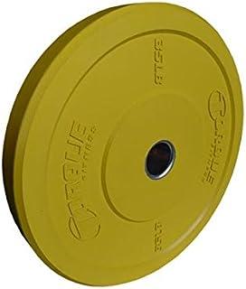 Torque Fitness Colored Bumper Plate 35 lb. Pair