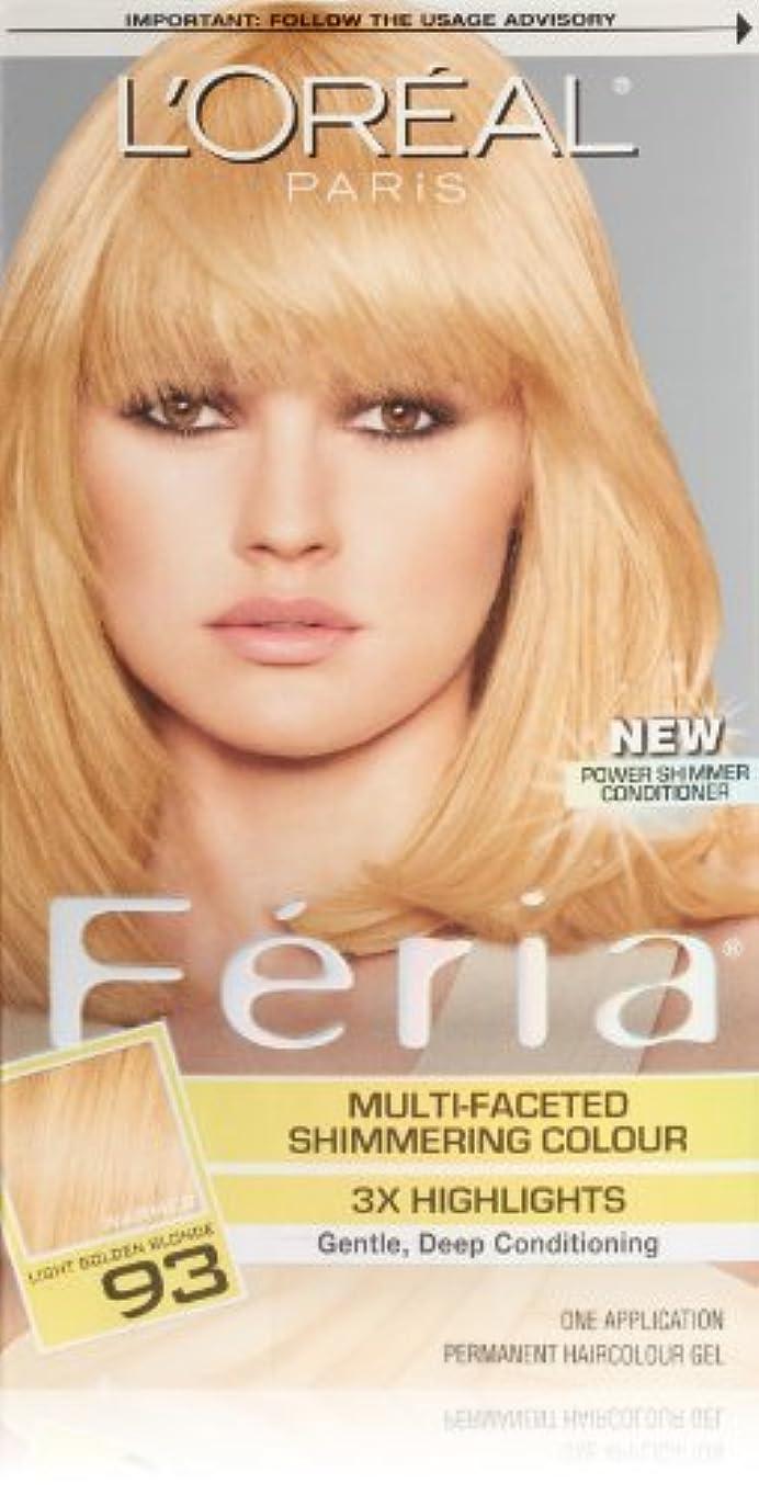 サンドイッチカジュアル拘束Feria Candle Glow by L'Oreal Paris Hair Color [並行輸入品]