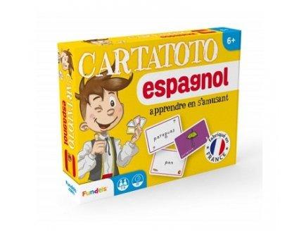 France Cartes - 410066 - Jeu de Cartes - cartatoto Espagnol