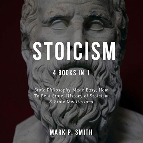 Stoicism: 4 Books in 1 Titelbild