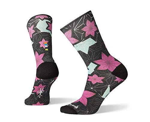 Smartwool Damen Curated Kimono Flower Socken Outdoor-Socken