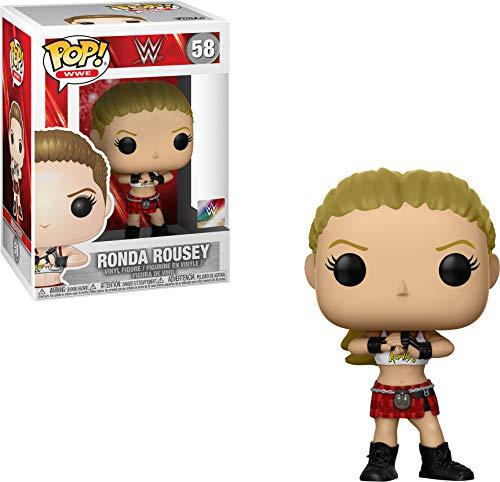 WWE WRESTLING - POP FUNKO VINYL FIGURE 58 RONDA ROUSEY
